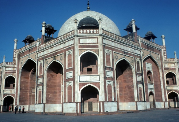 Humayun Tomb View 2