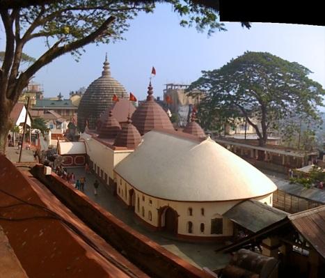 kamakhya Main Building